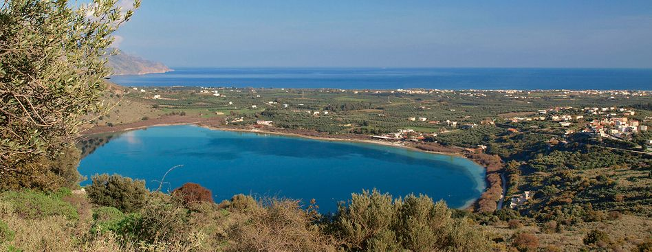 Road trips in the Chania region