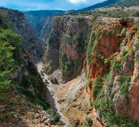 Walks on nearby Gorges
