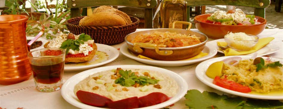 Cretan Diet- Guesthouses in Chania